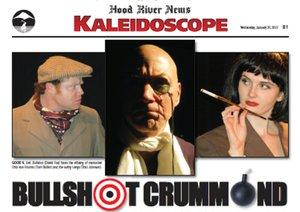 Bullshot Crummond is at Cast Feb. 7-16.