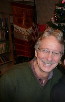 Mike Hendricks was named Hood River County Big Brother of the Year.