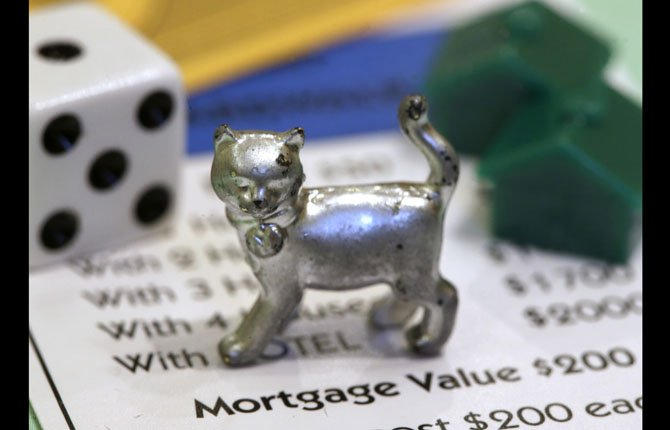 Cat Joins Monopoly