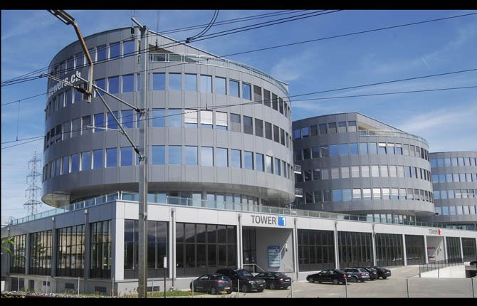 Transocean, whose office is shown above in Steinhausen, Switzerland, is one of the foreign corporations in Switzerland. Foreign executives who moved their company headquarters to Switzerland to get better tax deals for their firms may find themselves paying the price for it this weekend. A plan to crack down on excessive corporate pay packages is predicted to pass at the ballot box March 3.