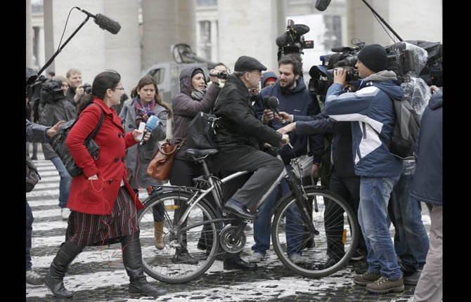 Crazy Days in Italy