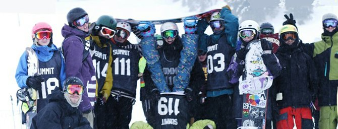 League champs: Hood River Valley snowboard team won Gorge League titles and moves on to state this week.