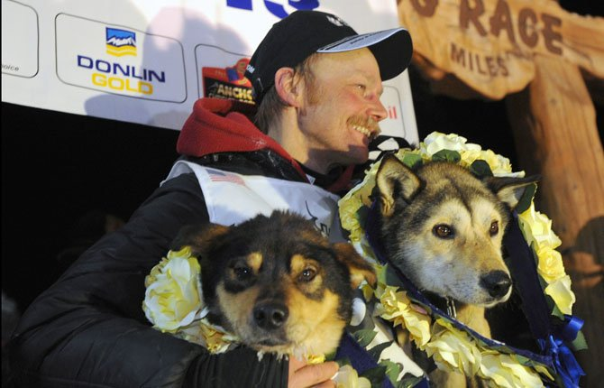 Mushing Champs
