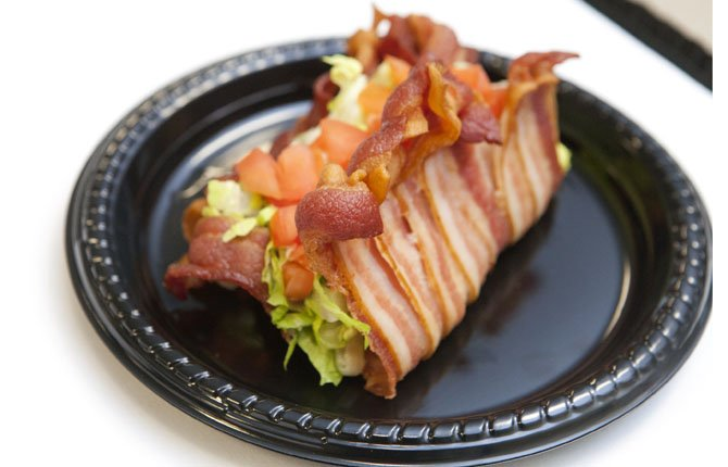 Bacon Taco Delight