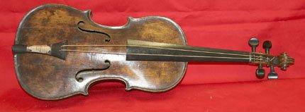 Hartley's violin