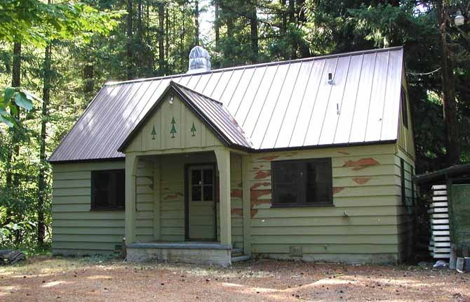 Willard Tool House, built in 1940, in Willard, Wash., that had been scheduled for demolition, will instead be moved 25 miles to Peterson Prairie in the Gifford Pinchot National Forest west of Trout Lake. Forest Service hopes to have it ready for the public recreation rental program by 2015.