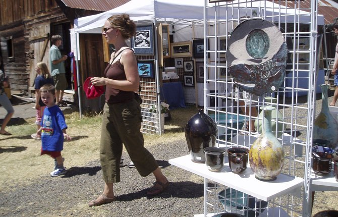 The Trout Lake Festival of the Arts invites all artists of the Columbia Gorge and surrounding areas to apply to exhibit at the 18th Annual Trout Lake Festival of the Arts, set for July 13 and 14. Applications must be received by March 31. All exhibiting artists must be juried; up to 50 artists will be selected in all mediums of two- or three-dimensional fine art and craft.