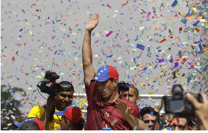 Candidates Prep for Battle