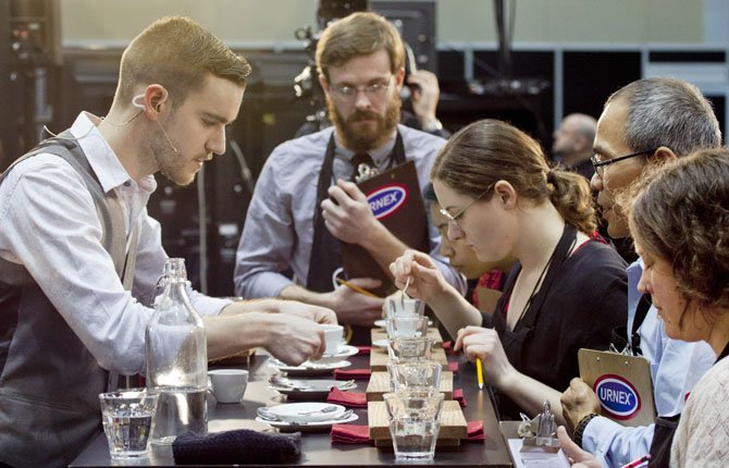 Baristas Square Off