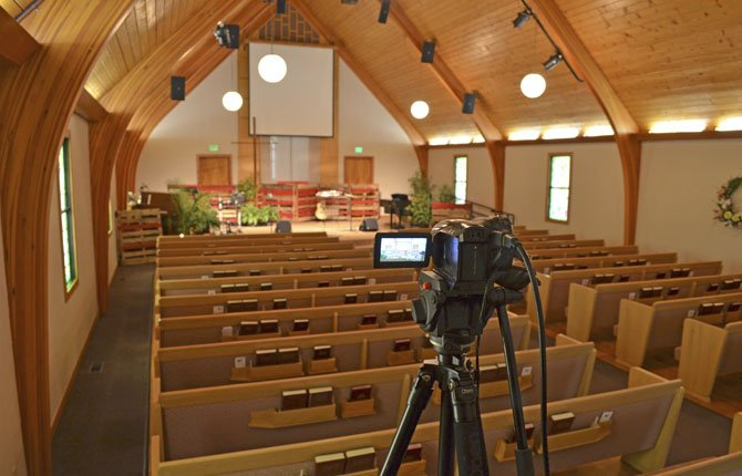 Dufur Christian Church is now livestreaming sermons on the web for congregants.