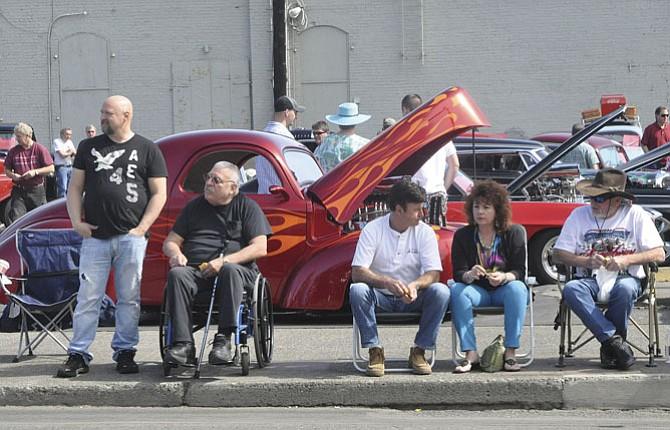 The Dalles Classic Car Show