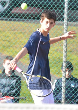 Scottie Ziegner finished fourth in the 2013 special district 1 qualifiers to advance to the state tournament.