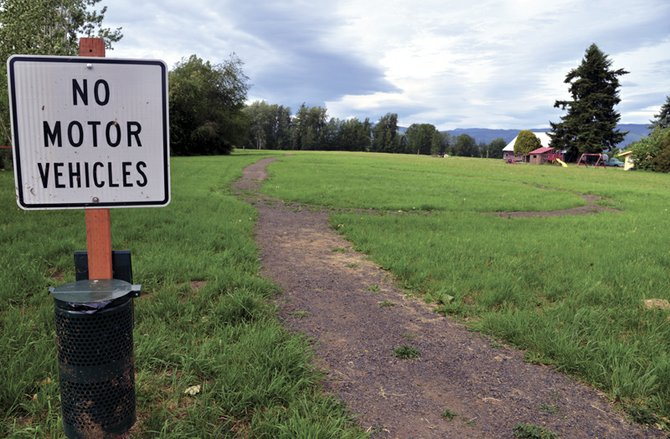 Barrett Park amenities have been limited to a trail installation. With the recent LUBA ruling, expanded development may be a possibility again.