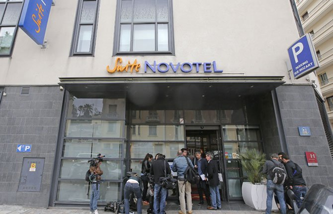 Jewels stolen in Cannes