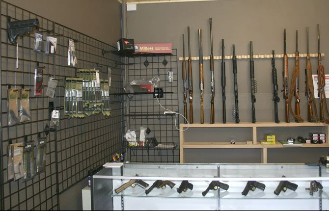 REDLINE TACTICAL has opened a gun sales and service business at 213 E. Third St. in The Dalles. The business also offers lessons.
