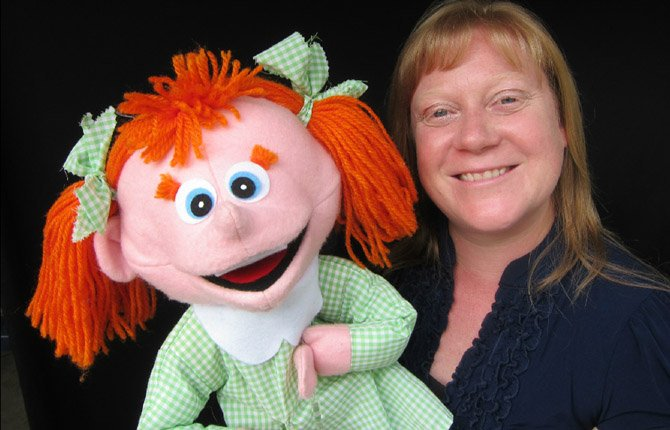 PENNY'S PUPPET Productions brings a performance to The Dalles Wasco County Library Friday, June 28, at 10:30 a.m. dedicated to making the world a better place, one puppet show at a time.