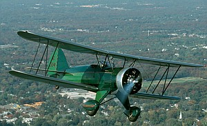 WAAAM is now the proud owner of this 1932 Waco UBA airplane, one of just three known to be flying today.