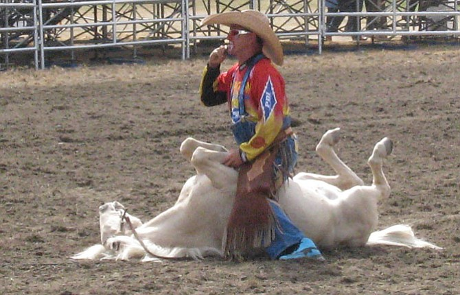 Rodeo Brings High Energy Action To The Dalles The Dalles