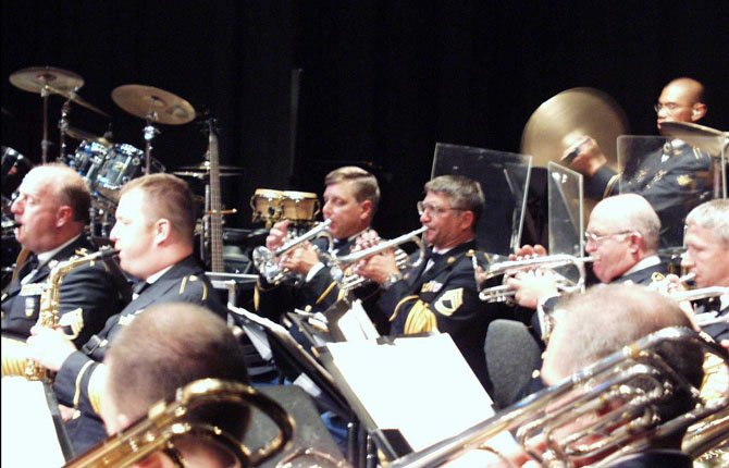 234th Army Band performs | The Dalles Chronicle