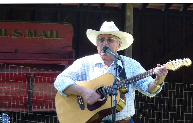 TOM GRAFF returns with honky tonk music for the Fourth Sunday at Old Fort Dalles concert series, this Sunday, July 28, from 4 to 6 p.m. Admission is free. Visitors will be entertained while sitting under the old chestnut tree on the grounds of old Fort Dalles, located at 500 W. 16th St. Bring chairs, blankets and picnic baskets. For more information, call 541-296-4547 or go online to www.fortdallesmuseum.org.	Contributed photo