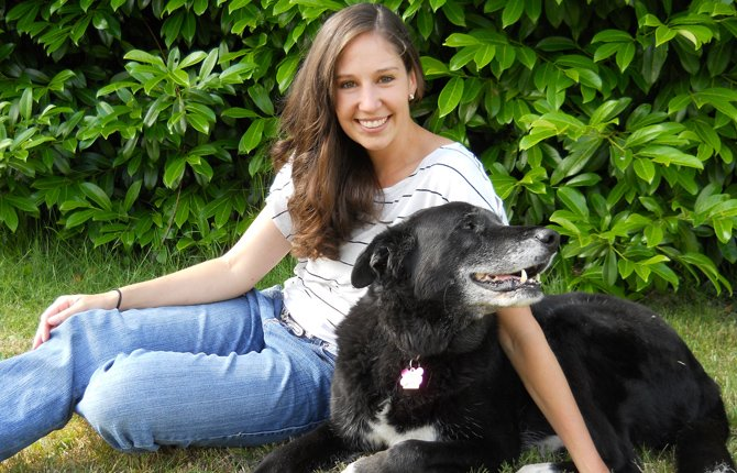 DR. RACHEL COLLINS is the newest veterinarian at Columbia Veterinary Hospital in The Dalles. She took animal science and veterinary medicine at Oregon State University. Contributed photo
