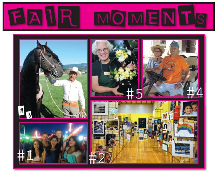 Fair moments