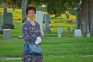 """JULIE JINDAL brings back the powerful story of Phoebe Koberg, which was also told in the 2011 """"Cemetery Tales."""""""