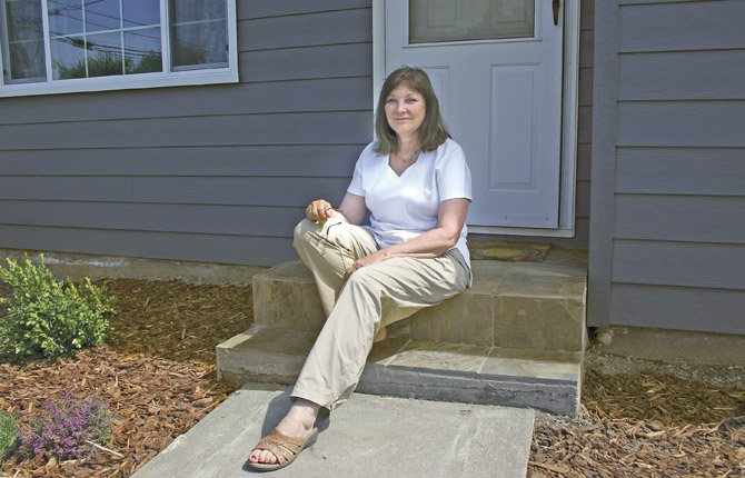 COLUMBIA CASCADE Housing Corporation wrapped up renovation work on a Trevitt Street house intended for workforce housing. Ruby Mason, director of both Columbia Cascade and Mid-Columbia Housing Authority, staged the home for sale.