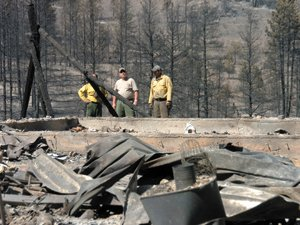 The last big fire in the Chiliwist was the Oden Road Fire in 2009, which destroyed two homes and burned more than 9,000 acres.