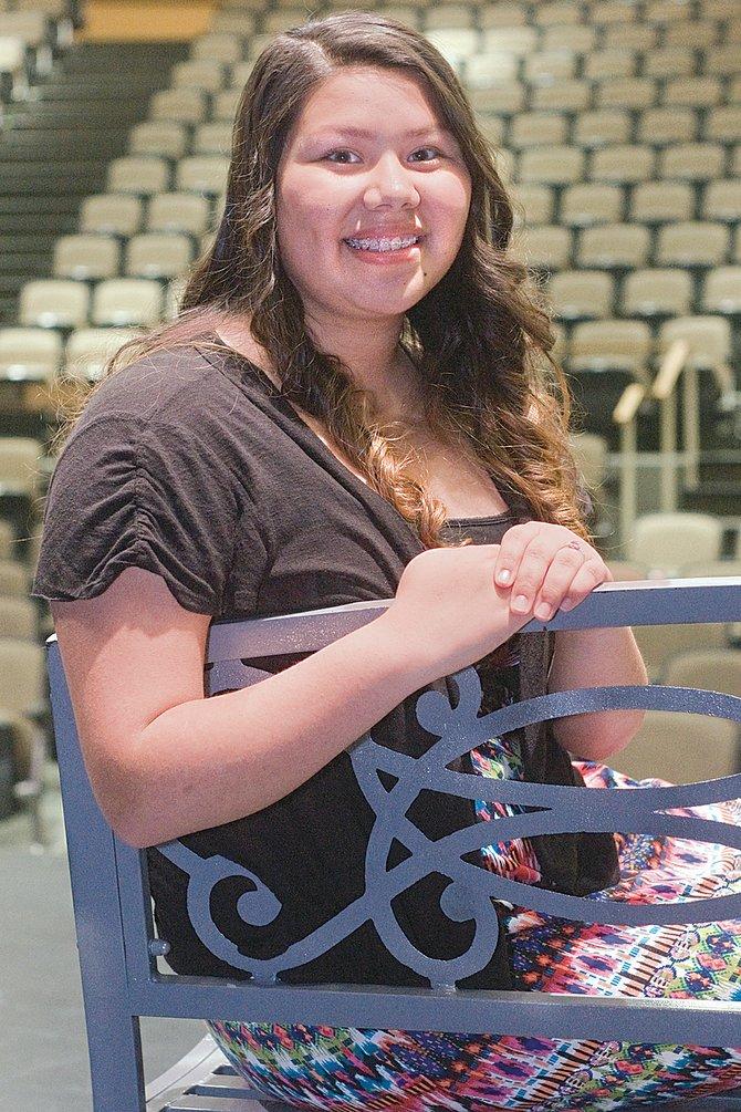 Audrey Rosalez, Miss Sunnyside Candidate