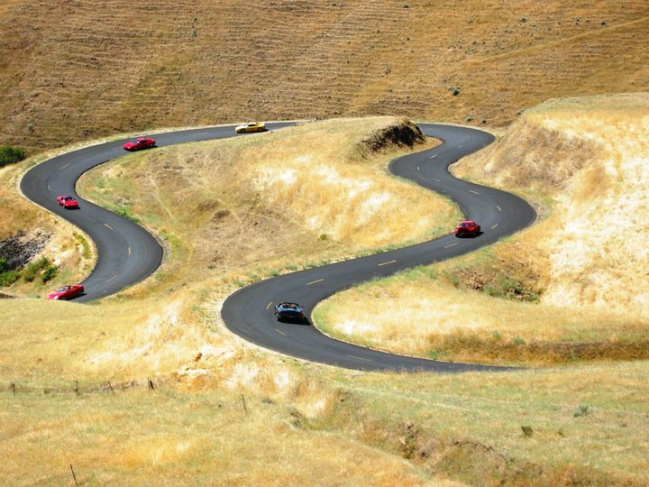 CAR IS KING events at Maryhill Museum of Art, taking place Oct. 5 and 6, include Concourse de Maryhill, featuring classic, sport and customized cars; an oppor-tunity to drive the historic Maryhill Loops Road (open to auto-mobiles only twice a year); and the Maryhill Loops Climb.