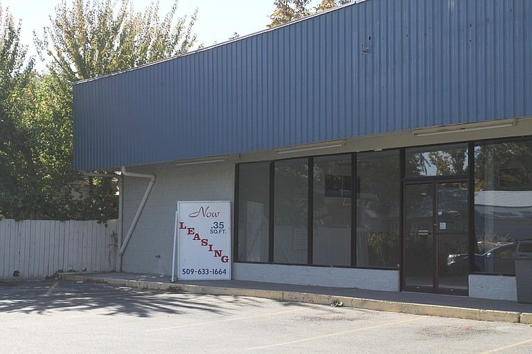 James W. Elmer Construction is seeking an Omak building permit to remodel a portion of this building at 208 S. Main St.