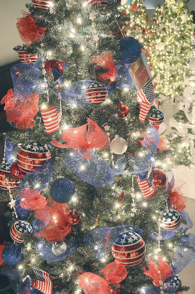 The annual Sunnyside Community Hospital Auxiliary–sponsored Festival of Trees is  an opportunity to celebrate the beginning of the holiday season in Sunnyside. This year's event will be held on Friday, Nov. 22, at  the Sunnyside Community Center. Tickets are now on sale.