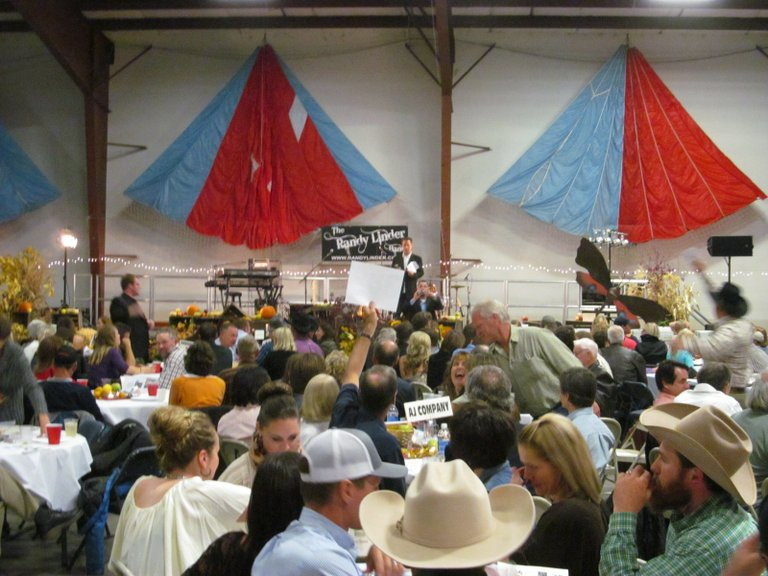 More than 500 people turned out this year for the Taste of Two Valleys dinner and auction, which helped raise more than $50,000 for Loup Loup Ski Bowl.