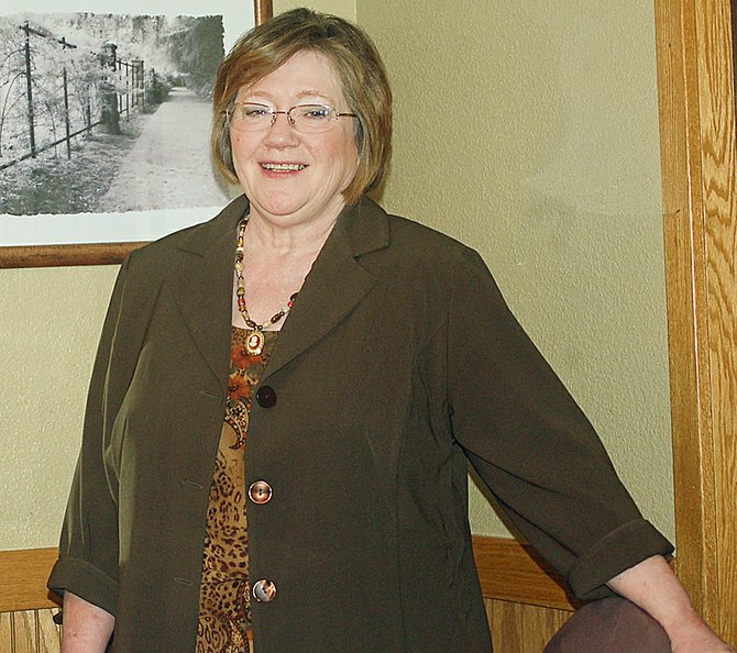 Sunnyside Municipal Court administrator Debbie tells of her career in the legal field, which includes being among the few Washington State non-lawyer municipal court judges, a position she has held since 1996.