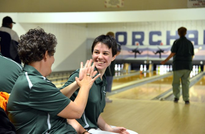 BOWLING SEASON is underway, and with the joining of the two teams, Special Olympics athletes from throughout the Gorge will be able to participate.