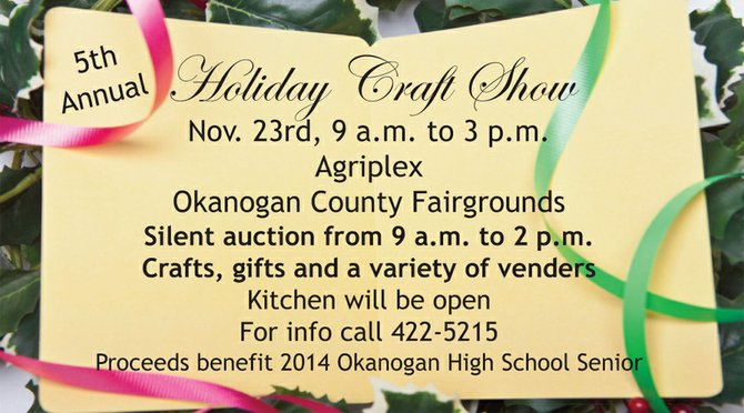 5th Annual Holiday Craft Show