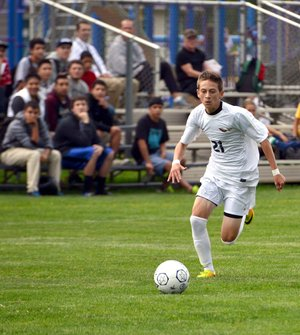 2013 All State teams were announced earlier this week and three Hood River Valley High School varsity boys players made the cut for the 5A team. Sophomore Giovani Magana was selected as the 5A Player of the Year and was named to the First Team.