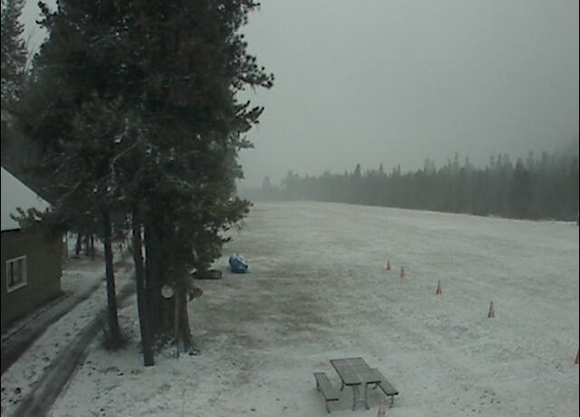 Image courtesy of Johnson Creek Airport WebCam