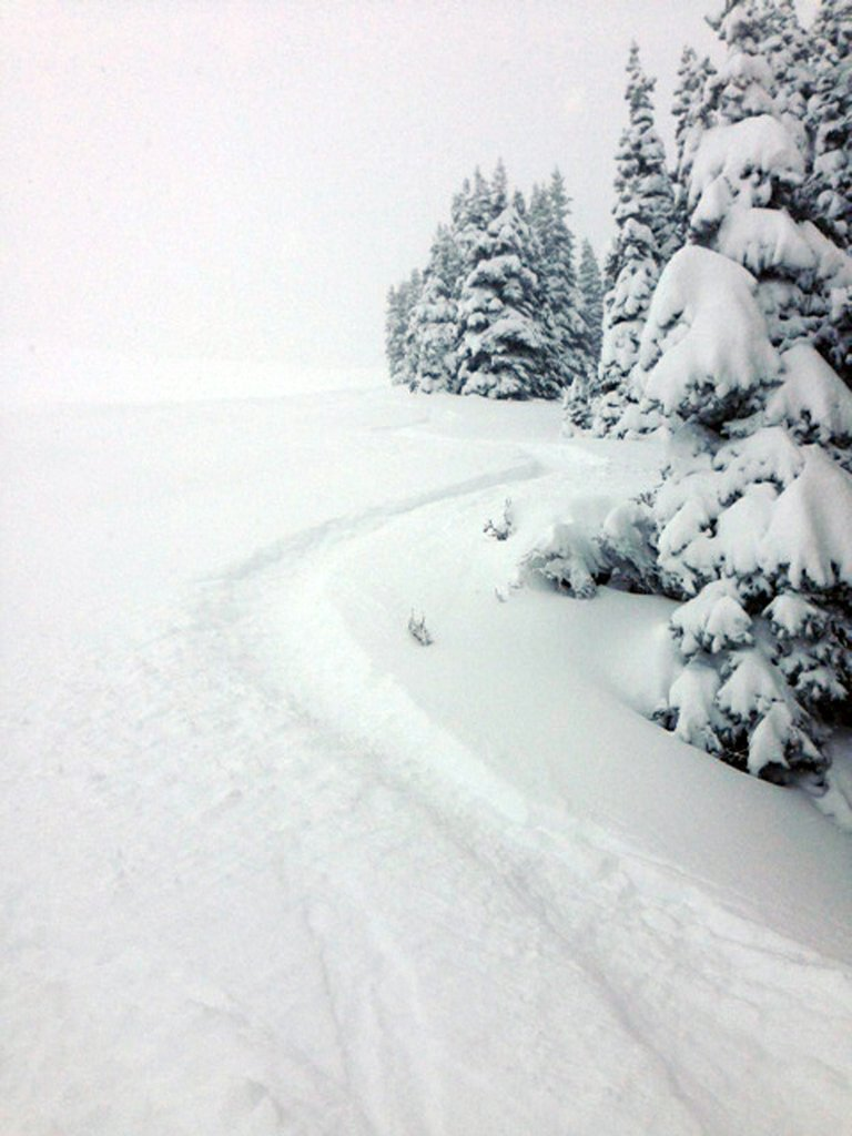 The snow at Crystal Mountain Resort is ready for winter sports enthusiasts.