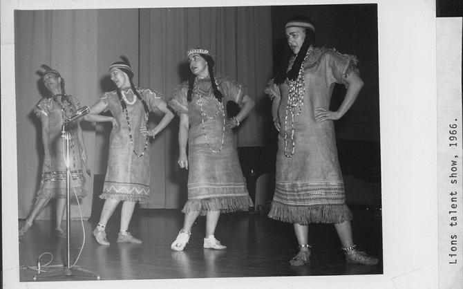 Lions Talent Show 1966