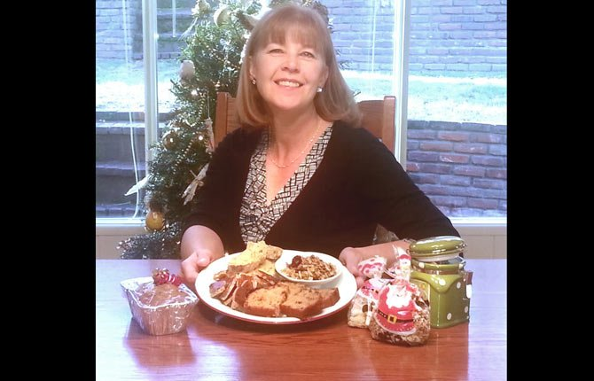 TRACY DUGICK, registered dietitian and diabetes educator for Mid-Columbia Medical Center, says the trick to maintaining a healthy eating habit during the holidays is to find what works for you.