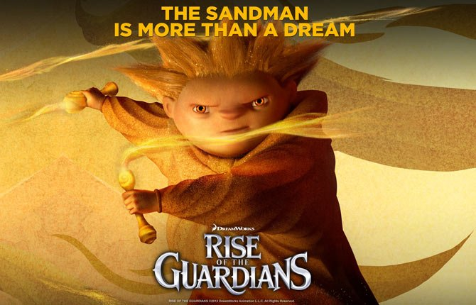 """RISE OF the Guardians"" is the first of eight free movies offered Saturdays through January and February by a partnership of Columbia Cinema, YouthThink and the City of The Dalles. Doors open at 9:15 a.m. Saturday, Jan. 4, and the show starts at 10 a.m."