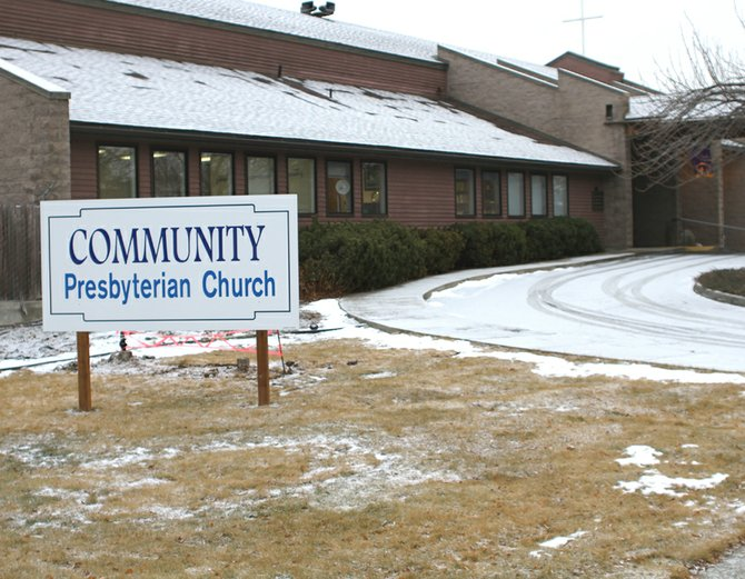 Community Presbyterian Church in Omak will host a homeless services evemt from 11 a.m. to 2 p.m. Thursday.