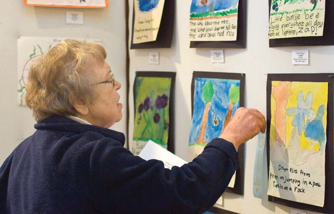 THE DALLES Art Center's Wasco-Sherman County Elementary Art Show begins Jan. 14 and continues through Feb. 1. Entries for this show can be brought in through Jan. 12. One entry is allowed per student. The artists' reception will be Saturday, Feb. 1, from 3 to 4 p.m.	Chronicle file photo