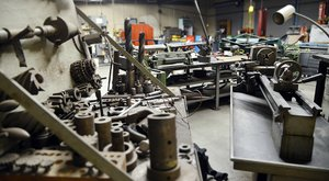 MODERN computerized welding stations and other metal shop equipment will update antiquated tools and machinery, along with the up-grade of 30-year-old design tools in the HRVHS engineering department, thanks to the state CTE grant.