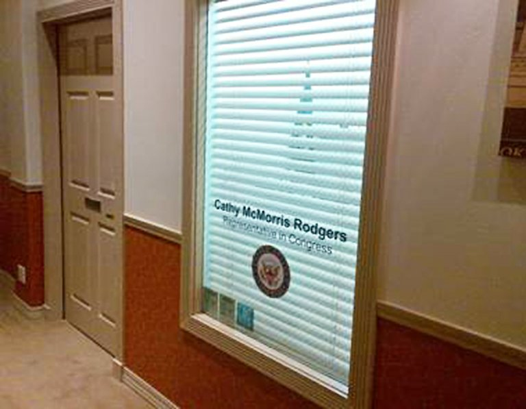 Rep. Cathy McMorris Rodgers has opened a new Walla Walla office at 26 E. Main St., Suite 2.