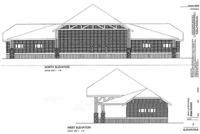 A preliminary de-sign drawing submitted to the county gives an overview of the DeeTour facility.