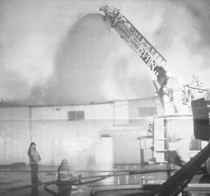 2004: A blaze at Andrus & Roberts on the corner of Yakima Valley Highway and SR-241 near Sunnyside caused approximately $1 million damage to the produce packing plant.