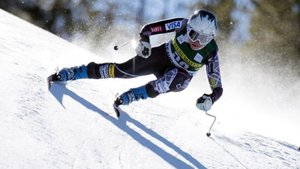 olympic skier Jacqueline Wiles rode a breakthrough 2013 racing season to a position on the U.S.Ski Team and a slot in the 2014 Winter Olympics. Although she grew up in the Portland area, Wiles was a member of the Cooper Spur Race team for several years as a child.